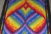 Quilts - Bargello
