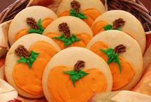 Pumpkin - cookies and biscuits
