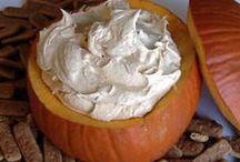 Pumpkin - desserts