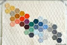 Quilts - Hexies