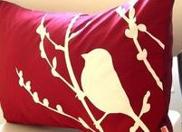 Decorate/Make: Pillows&Bags