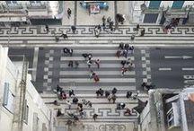 """Lisboa na Rua / """"Se fosse Deus parava o sol sobre Lisboa"""" Fernando Assis Pacheco A luz de Lisboa é única e aliada ao seu clima ameno, permitem a fruição da cidade ao ar livre de múltiplas formas. A ver."""