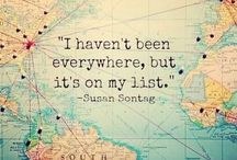 Wanderlust dreams!