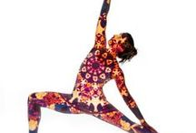 Yoga / I've been a yoga teacher since 2007. I love that when it comes to yoga, everyone can do something and benefit.