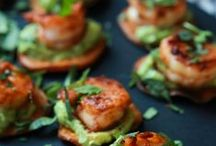 Fabulous Party Food / Delicious, shareable party food that you and your guests can eat and not break a healthy diet!