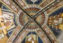 Frescoes / Art, frescoes