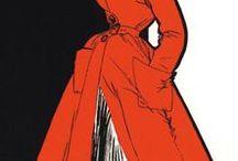 Fashion Ilustrations / Projects models, drawing,  Projekty modele, rysunek żurnalowy