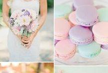 Wedding:Pastel&Purple