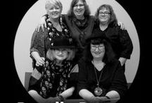 Deadly Dames / Gang of mystery and suspense authors known to frequent libraries and bookstores.
