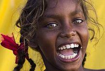 Ethnic Beauty / Human & Cultures
