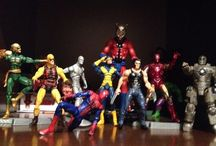 My collection / Marvel universe 3.75