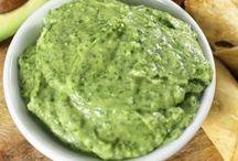 Sauces/Hummus/Dips