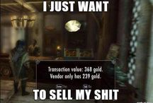VIDEO GAMES :} / Bethesda, 2K, And others >.< LOVE EM SO!!! / by Rabble Rebble