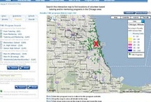 Use of Maps to Support Non Profits