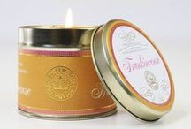 Kew Gardens / Scented Kew Gardens branded candles and diffusers manufactured by Canova