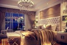 Bedrooms / by Mz. Kim Jones