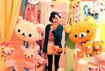 ♡ { (◑﹏◑) Kawaii Land } ♡ / Cuteness killing me! ( ● ( T ) ● ) / by C ℯ ℓ i n a ♡ ℰ ℯ