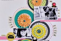Scrapbooking Layout Ideas / by Tracey Landt