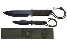 Knives & More  / Bushcraft Tactical EDC Knives for Survival and Hunting. Please keep posts Related to Knives and Anything Knife Related. Thank You - Happy Pinteresting! Semper Fi / by SURVIVAL IMPACT GEAR