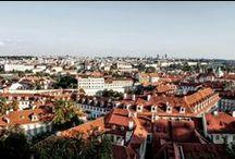 Prague / My ways through the city...