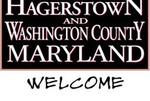 Hagerstown Maryland / Where my Grandmother grew up. / by ~Cynosure~