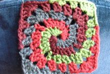Crochet - Granny Squares, Circles and Much Much More. / So many variations! How can you not become inspired to create your own Grannie! / by ~Cynosure~