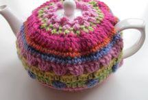 Crochet - Kitchen & Bathroom Items / by ~Cynosure~