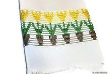 Needlework - Huck Weaving/Swedish / by ~Cynosure~