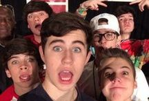 Magcon boys & other viners / by britney black