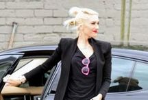 Gwen Stefani style / by maartje van wijhe