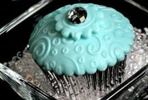 Designer Cup Cakes / Www.thebigdayplanning.com Www.hostesspro.co.za Crafts and Sugar Crafts