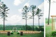 Ashley and Cory | 06.07.2014 | K.D. Burke Photography | Sierra Vista Va / Spectacular June wedding set at the foothills of the Blue Ridge Parkway.  Stunning panoramic views.