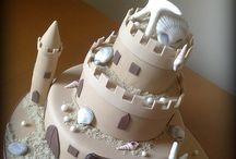 Castle cakes / Www.thebigdayplanning.com Www.hostesspro.co.za Crafts and Sugar Crafts