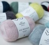 YARN by KIT COUTURE / Here you find some of our yearns. Please visit www.kitcouture.eu for more inspiration!