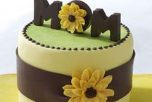 Mothersday cakes / Craftwise Www.thebigdayplanning.com Www.hostesspro.co.za Crafts and Sugar Crafts