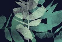 Motifs feuilles