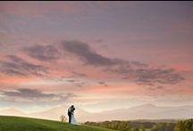 Ashley and Zach  09.20.14 / Beautiful Fall September wedding at Sierra Vista Va