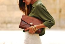 Office Look / Office inspiration for a professional styled look