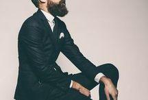 G E N T L E M A N / This is how a gentleman should look.