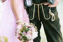 Bavarian Wedding // Bayerische Hochzeit / Bavarian wedding inspirations