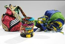 NOH NEE Accessories / Our Noh Nee Accessoires are made of African Fabric. Get inspired!
