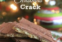 Christmas Treats / Cookies, candies and all sorts of tasty Christmas treats.