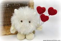 Knit and Crochet Valentines / by Knitca
