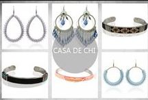 Casa de Chi / Casa de Chi is a jewelry brand with a divers but recognisable style. Made with the best materials and 100% nickel free so you will enjoy your jewelry for a very long time. For all women who love jewelry!