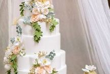 Wedding Cakes / Gorgeous wedding cake ideas. Pick out the perfect cake for your perfect day!