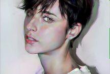 Amazing realistic drawings