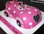 Mickey and Minnie Cakes / Mickey & Minnie Cake Ideas