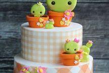 Fun and Whimsical Cakes / Fun and Whimsical Cake Ideas & Designs