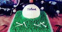 Grooms Cakes / Custom cake ideas for the groom.