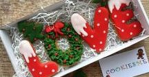 Christmas Cookies / This board is a collection of some of my favorite Christmas Sugar Cookies. From whimsical to elegant and all in between.